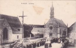 21299 Saint Nolff -le Bourg , Conan éd St Nolff - Procession, Vierge,  Costume Breton Coiffe - France