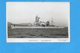 """Croiseur - """" Algérie"""" - Guerre"""