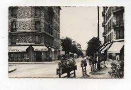 CPSM 92 :  CLAMART   Rue Victor Hugo  A  VOIR  !!!!!! - Clamart
