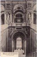 AK WIEN  K.k.NATUR-HISTORISCHES MUSEUM,,B.K.W.I. 545-1.STIEGENHAUS ZUM HAUPTEINGANG,OLD POSTCARD - Wien