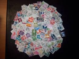 Lotto 1000 Francobolli Stranieri - Alla Rinfusa (min 1000 Francobolli)