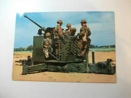 Cannone Contro Aereo Da 40/70 Soldati - Manovre