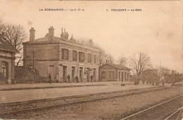 50 Manche FOLLIGNY La Gare - Andere Gemeenten