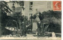 CPA 30 AIGUES VIVES JARDIN BASTIDE VESSIERE DIANE DE CHARPENTIER 1910 - Aigues-Vives