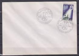 = Premier Jour 5 Juin 1971 N°396 Aide Familiale Rurale 974 Sainte Clotilde 15f Sur 40c - Reunion Island (1852-1975)
