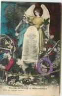 DEP 50 LA CROIX AVRANCHIN MONUMENT AUX MORTS - Sonstige Gemeinden