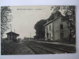 86 -ROC - MARTAIZE - LA GARE - France