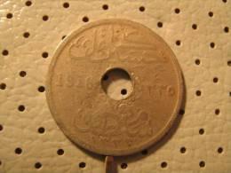 EGYPT 10 MILLIEMES 1916 - Egypt