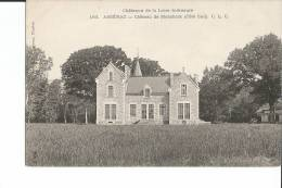 ASSERAC -  Chàteau De Monchoix ( Coté Sud ) - France