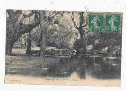 Malaucène Source Du Croseau Cpa Bon état - Malaucene