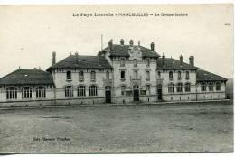 245  Mancieulles    Le Groupe Scolaire - France