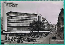 CPSM SUISSE - ZURICH - JELMOLI - AUTOMOBILES - ZH Zurich
