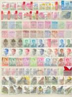 Belgie - Belgique - Z-992 - 100  Zegels-timbres -  0,40 Euro - Collections