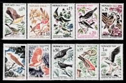 Monaco 581 / 90 Protection Des Oiseaux Utiles - Unclassified