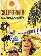 @@@ MAGNET - California - American Airlines - Publicidad