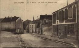 78 - Crespières - Rue Du Moncel - La Poste - Le Bureau De Tabac - 41438 - France