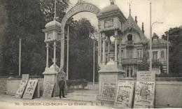 95 - Souvenir D´ Enghein Les Bains - Le Kursaal - 41448 - Enghien Les Bains