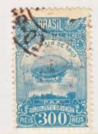 Brazil C 19  (o)  ZEPELLIN  PAX - Airmail