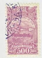 Brazil C 20  (o)   BIPLANE  14 BIS - Airmail