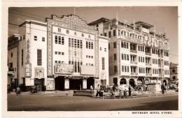 CPSM  POST CARD - SINGAPORE - SINGAPOUR - SOUTHERN HOTEL S´PORE - Singapour