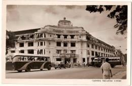 CPSM  POST CARD - SINGAPORE - SINGAPOUR - CAPITOL THEATRE S'PORE - Singapour