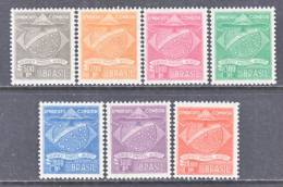 Brazil C 1-7  *  SYNDICATO  CONDOR - Airmail