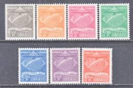 BRAZIL  LC 1-7  *    SYNDICATO  CONDOR - Airmail