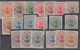 Iran Persia Schaha Ahmed Mi#304/24 1911 MNH ** - Iran