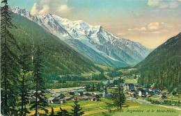 Nov12b 1370 : Argentière  -  Mont-Blanc - Non Classés