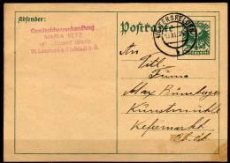 ÖSTERREICH 1934 - P 292 Weitersfelden-Kefermarkt - Ganzsachen