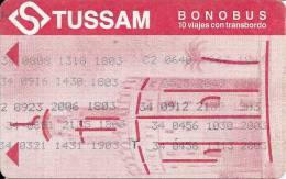 Bono Bus Sevilla - Torre Del Oro . Ticket Autobus Spain - Abonos