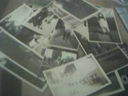 25 X  Original B/w Photographs  - England Early 1930s 1940s C - Personnes Anonymes