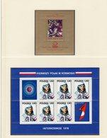 Numisbrief 1984 Numisletter El Salvador #153 1C Porträt Plus Stamp 10C O 15€ Banknote Billetes BCR Coin Cover Of America - El Salvador