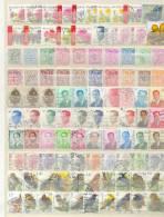 Belgie - Belgique - Z-993 - 100  Zegels-timbres -  0,40 Euro - Collections