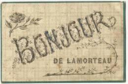 LAMORTEAU - Bonjour De Lamorteau - Rouvroy