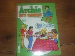 Archie Betty Et Veronique Poche N°1 De 1982 - Other Authors