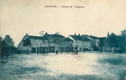 ". CPA FRANCE 71 ""  Matour, Eglise  "" - France"