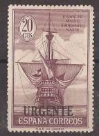ES546-LA115.España.Spain. Espagne.DESCUBRIMIENTO  DE AMERICA.1930. (Ed 546*) Con Charnela.MAGNIFICO - 1889-1931 Reino: Alfonso XIII