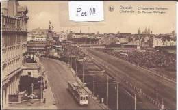 OOSTENDE : DE RENBAAN WELLINGTON (MET TRAM) - Oostende