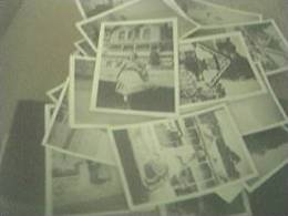 22 X Old B/w Photographs Shanklin Isle Of Wight 1951 Views People - Personnes Anonymes