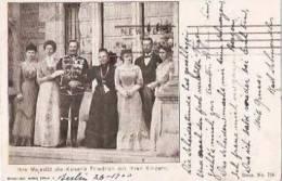 GERMANY - IHRE MAJESTAT DIE KAISERIN FRIEDRICH - 1900 - Royal Families