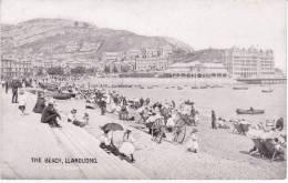 LLANDUDNO The Beach - Pays De Galles