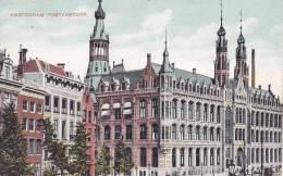 AMSTERDAM - Postkantoor - Post