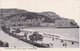LLANDUDNO Promenade And Gt Orme's Head (1907) - Pays De Galles