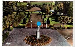 Hazebrouck : Entrée Du Jardin Public - Hazebrouck