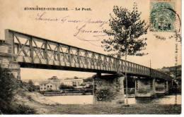 78 -  BONNIERES SUR SEINE - Le Pont - Bonnieres Sur Seine
