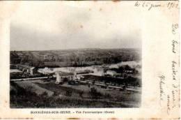 78 -  BONNIERES SUR SEINE - Vue Panoramique ( Ouest) - Bonnieres Sur Seine