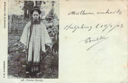Vietnam - Femme Muong - Vietnam