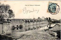 78 - POISSY  - Le Pont De Poissy Et L'abreuvoir - - Poissy