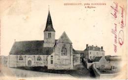 78 - BENNECOURT Près De BONNIERES  SUR SEINE - CPA Précurseur Dos Simple - Bonnieres Sur Seine